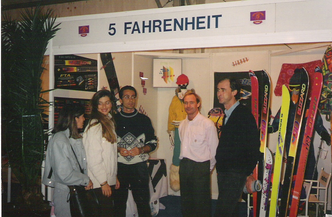 Christian 94 Farenheit f5