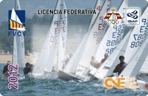 Ejemplo: Licencia FVCV 2012