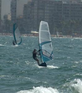 Elena 2010 -copia con SeaSurf patrol Windsurfing escuela