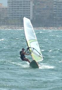 Vanessa 2010-copia con SeaSurf Patrol Windsurfing escuela